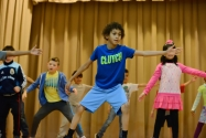 PS 312K Dance Residency — Culminating Event 2016-2017