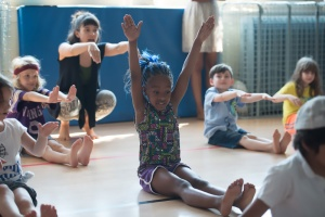 East Village Community School 1st Grade Dance Residency | Culminating Event 2016-2017