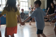 East Village Community School 1st Grade Dance Residency | Culminating Event 2016-2017