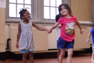 PS 63 STAR Academy PreK Dance Residency | Culminating Event 2016-2017