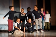PS 63 K-5 Dance Residency | Culminating Event 2016-2017