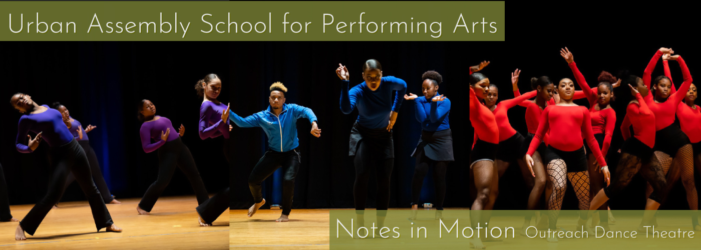 Notes in Motion