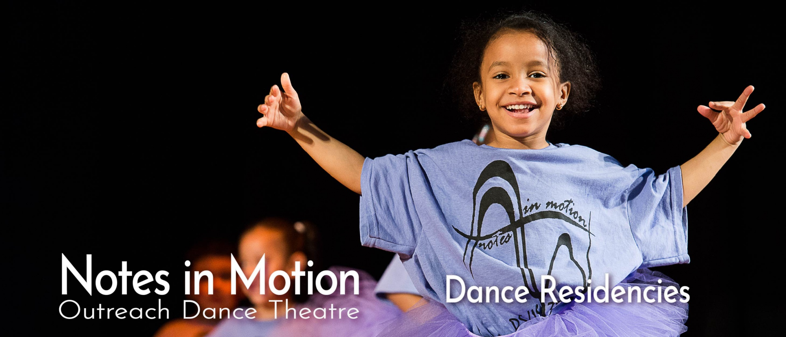 Notes in Motion offers dance programs to NYC public schools in African, Latin, ballet, hip-hop and more!,