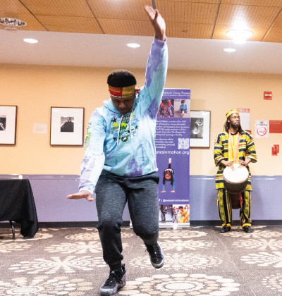Student African Dance Performance | 20th Anniversary Gala